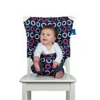 Chaise nomade bébé totseat blueberry