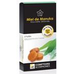Pastilles miel de manuka et eucalyptus