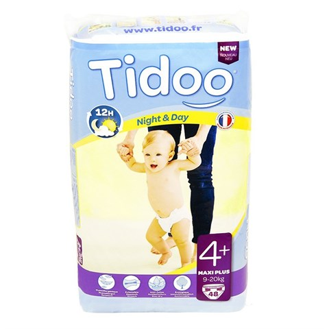 Tidoo - 48 couches (t4+) - 9/20kg