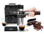 Handpresso pump set gris + coffee case