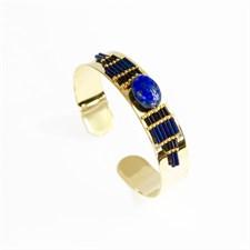 Bracelet osiris lapis lazuli