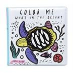 Livre de bain à colorier - ocean