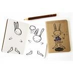 Cahier d'activité - lapin