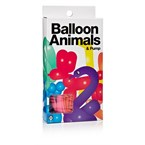 24 ballons animaux à sculpter