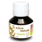 Arôme alimentaire naturel pistache