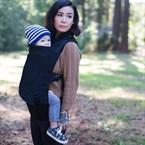 Porte bébé beco toddler metro black