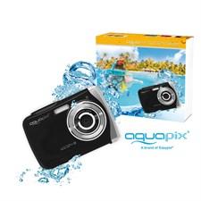 Appareil numérique aquapix 'splash' noir