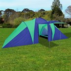 Tente de camping imperméable 6 pers