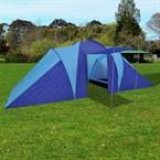 Tente de camping imperméable 6 personnes