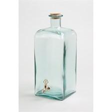 Bouteille bonbonne  en verre 5 litres