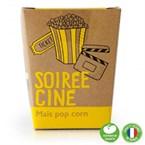 Kit de soirée pop-corn pour soirée ciné