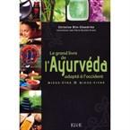 Livre 'le grand livre de l'ayurvéda'