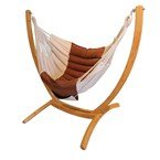 Chaise hamac « rocker » avec support