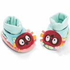 Chaussons 0-6m georges lilliputiens