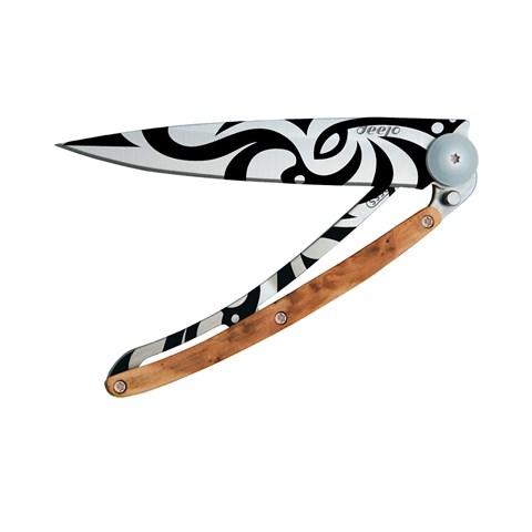 Couteau acier  tattoo