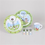 Service enfant ferme 6 pieces
