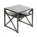 Table passion - bout canape atelier 45x4