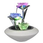 Fontaine cristal line floréa