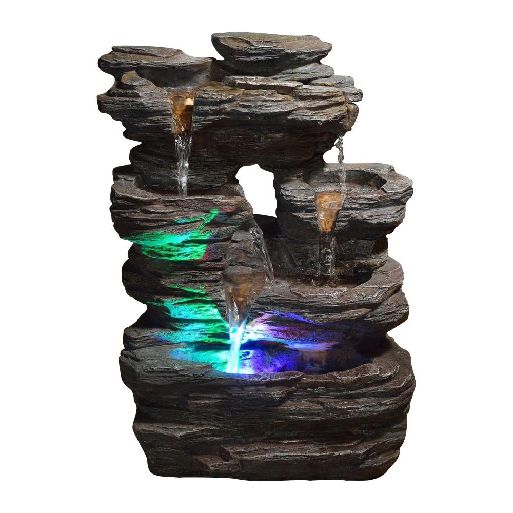 Fabriquer Une Fontaine Zen fontaine nature pietra