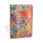 Petit carnet paperblanks ligné, papillon