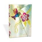 Petit carnet paperblanks ligné, colibri
