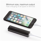 Powerbank pt 2500ma black - 60g