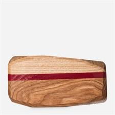 Boite à wax en bois