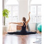 Top yoga sora noir m