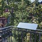 Réflecteur balcon espaciel-60 x 25 cm