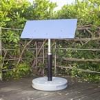 Réflecteur jardin espaciel-80 x 35 cm