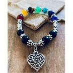Bracelet d'amour et de vitalite