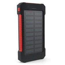 Batterie solaire double usb 10 000mah co