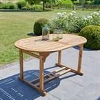 Table de jardin acacia 6 à 8 places