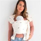 Porte-bébé bio deux bandeaux palm sensat