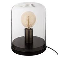 Lampe dôme en bois - diam. 17 cm -