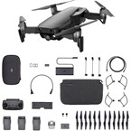 Dji drone mavic air onyx black combo - d