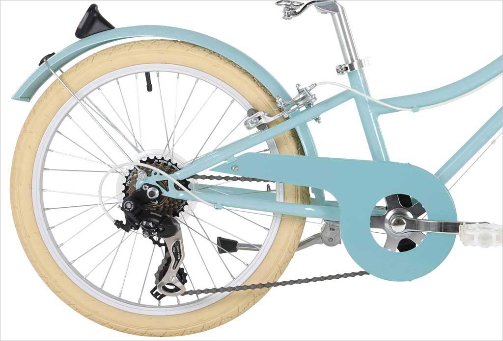 Vélo Bobbin 20 Bleu Gingersnap Nature Découvertes
