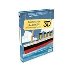 Construis le titanic 3d