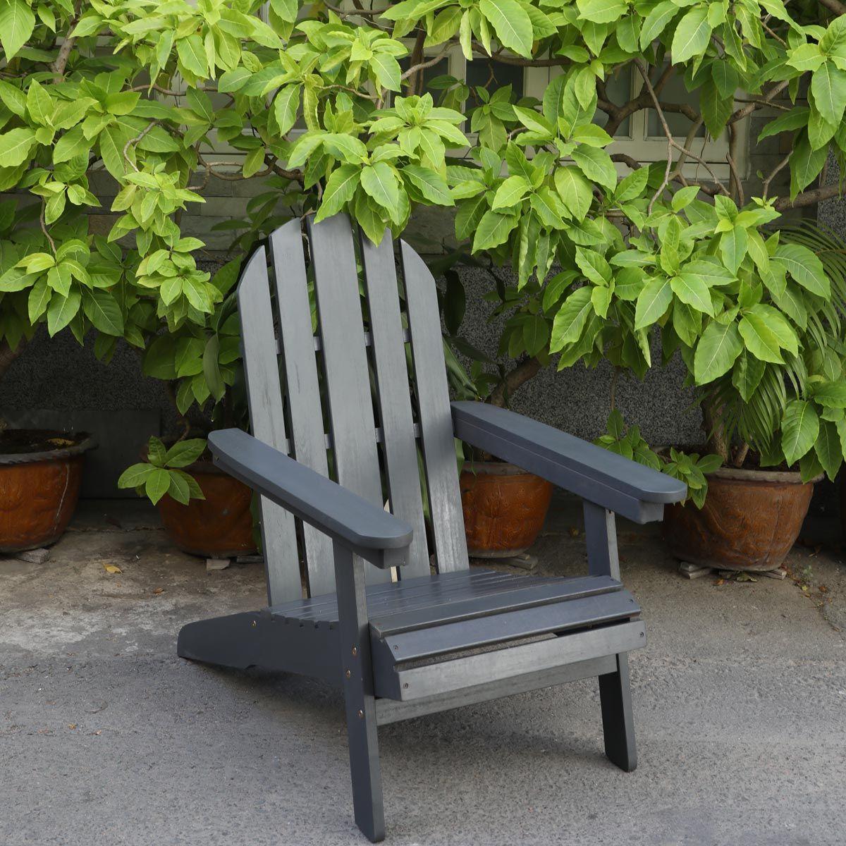 Coussin Pour Fauteuil Adirondack fauteuil bas adirondack | nature & découvertes