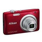 Nikon coolpix a100 rouge