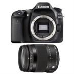 Canon eos 80d + sigma 18-200 os hsm cont