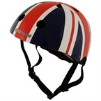 Kiddimoto - casque enfant union jack