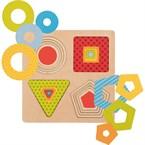 Puzzle à formes goki