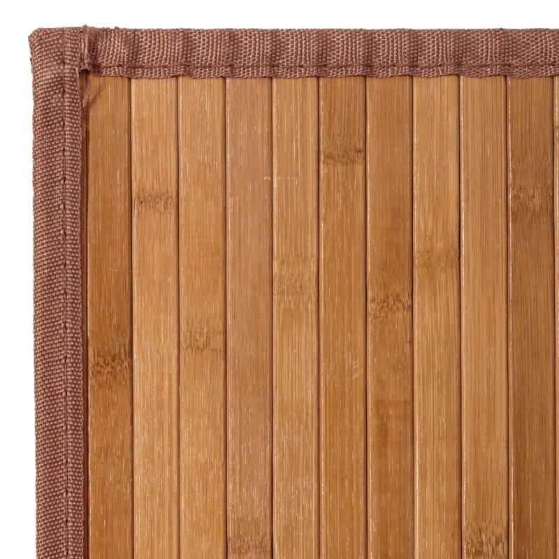 Tapis Bambou Naturel Couleur Naturel Nature Decouvertes