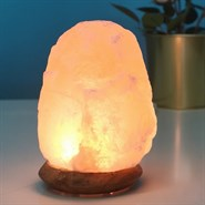 Lampe de sel d'himalaya usb rock