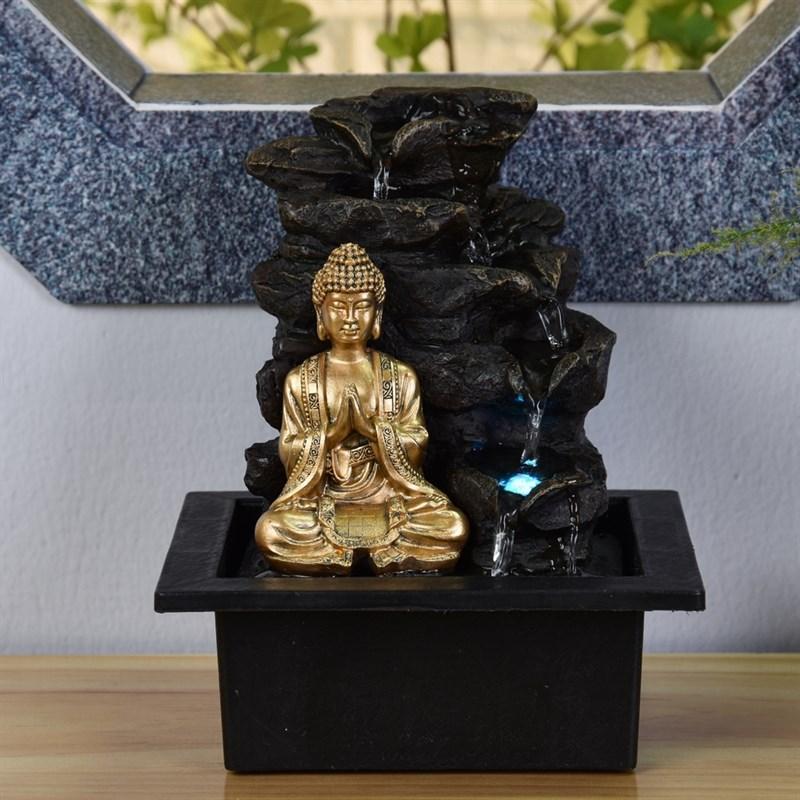 Fontaine d'intérieur bouddha shira | Nature & Découvertes