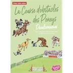 La course d'obstacles des poneys