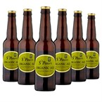 St peter's organic ale 6*33cl