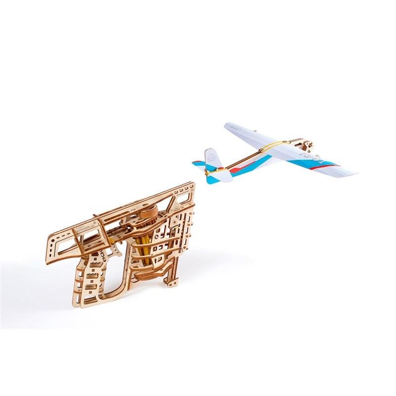Construction démarreur d'avion 28