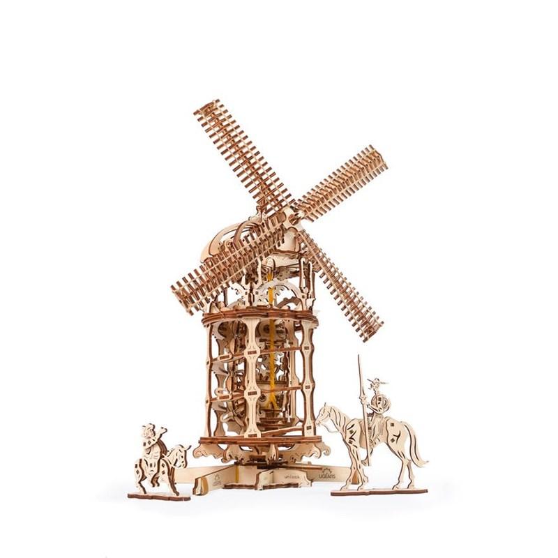 Construction moulin à vent